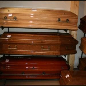 trumny pogrzebowe